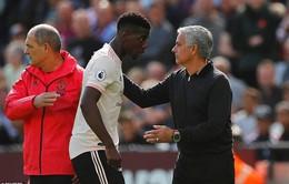 Man Utd thảm bại West Ham, HLV Mourinho đổ hết lỗi cho trọng tài và cầu thủ