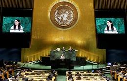 Đại hội đồng Liên Hợp Quốc thảo luận về tình trạng lạm dụng tình dục