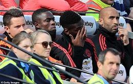 """Không khí như """"đưa đám"""" ở phòng thay đồ Man Utd"""
