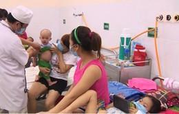 Bệnh sởi tăng đột biến tại Đồng Nai