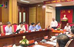 Kiểm tra kết quả phòng chống tham nhũng tại Tuyên Quang, Lạng Sơn