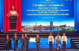 Vinaconex đón nhận Huân chương Lao động hạng 3