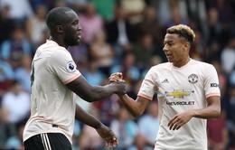 VIDEO Burnley 0-2 Man Utd: Lukaku vô duyên dù lập cú đúp