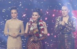 """CK Giọng hát Việt 2018: """"Cô gái triệu view"""" Ngọc Ánh đăng quang ngôi vị quán quân"""