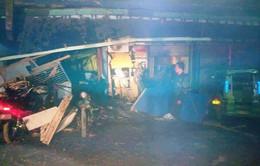 Đánh bom ở miền Nam Philippines, hơn 10 người thương vong