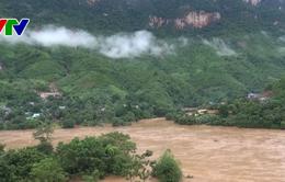 Thanh Hóa: Mường Lát vẫn bị cô lập do mưa lũ và sạt lở đất
