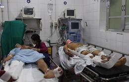 Nghỉ lễ: Tai nạn, thương tích vẫn bủa vây