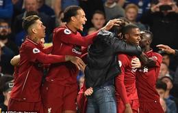 Hòa kịch tính Chelsea, Liverpool bị ngắt mạch thắng ở Ngoại hạng Anh