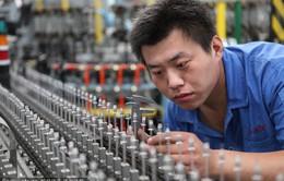Trung Quốc: Lĩnh vực chế tạo giảm mạnh hơn dự kiến trong tháng Chín