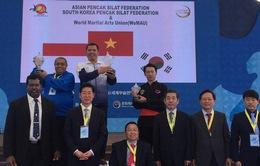 ĐT Pencak Silat Việt Nam sẵn sàng chinh phục giải vô địch châu Á