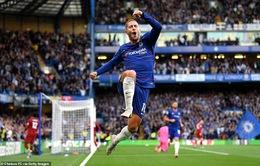 Hazard sắp chia tay Chelsea để gia nhập Real Madrid?