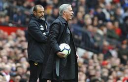 """HLV Mourinho: """"Bị Wolves cầm hòa còn đáng buồn hơn để thua Tottenham"""""""