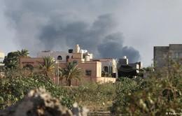 Libya ban bố tình trạng khẩn cấp tại Tripoli