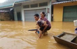 Mưa lũ gây thiệt hại tại Lai Châu, Lào Cai và Thanh Hóa