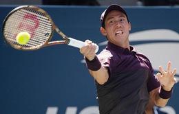 Djokovic, Nishikori nhẹ nhàng vào tứ kết đơn nam Mỹ mở rộng 2018