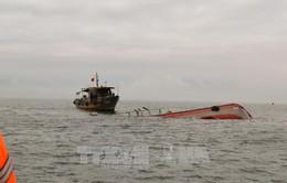 3 thuyền viên mất tích trên biển tại Cà Mau