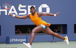 Giải quần vợt Mỹ mở rộng 2018: ĐKVĐ Sloane Stephens dừng bước ở tứ kết