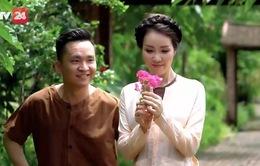 MC Thụy Vân, Hạnh Phúc lần đầu khoe giọng hát quan họ ngọt lịm