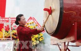 Chủ tịch Quốc hội dự lễ khai giảng tại TP.HCM