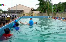 Triển khai chương trình học bơi trong trường học