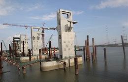 TP.HCM kiểm tra dự án chống ngập 10.000 tỷ đồng