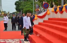 Campuchia khai mạc Quốc hội khóa mới