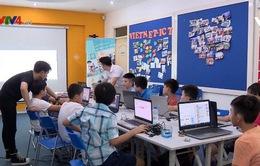 Xu hướng dạy lập trình cho trẻ em