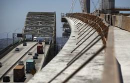 Mỹ: Lắp cảm biến trên cầu để ghi nhận dữ liệu động đất