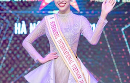 Lộ diện người đẹp chân dài hơn Thanh Hằng dự thi siêu mẫu Quốc tế 2018