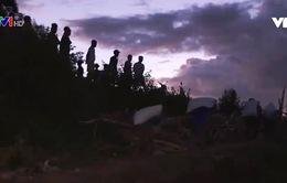 Chuyến gạo cứu trợ đầu tiên tới Mường Lát, Thanh Hóa