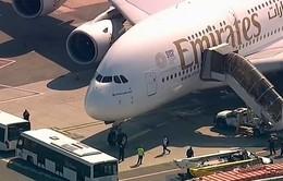 Nhiều hành khách Mỹ trở về từ Trung Đông phải nhập viện