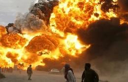 Nổ lớn ở Kabul (Afghanistan), 20 người thiệt mạng