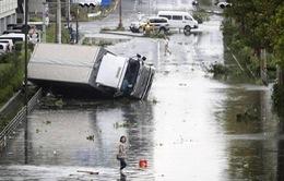 Chưa có thông tin về công dân Việt Nam bị ảnh hưởng bởi siêu bão Jebi