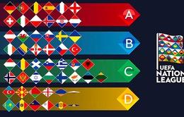 UEFA Nations League - giải đấu mới cấp ĐTQG của châu Âu có gì đặc biệt?