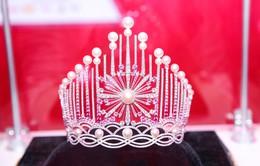 Cận cảnh chiếc vương miện đặc biệt của Hoa hậu Việt Nam 2018