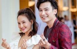 Bảo Thanh, Chí Thiện hào hứng chúc mừng sinh nhật VTV