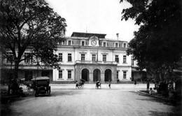 Khung cảnh Hà Nội hơn 100 năm trước ra sao?