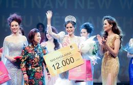 Hoa hậu Việt Nam thế giới 2018 tìm ra những ngôi vị xứng đáng