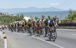 Dấu ấn của các tay đua quốc tế tại giải xe đạp quốc tế VTV Cup Tôn Hoa Sen 2018