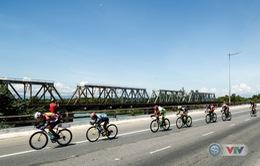 ẢNH: Những khoảnh khắc ấn tượng chặng 6 Giải xe đạp quốc tế VTV Cup Tôn Hoa Sen 2018