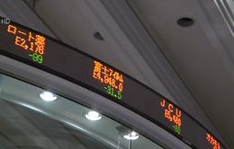 Chứng khoán châu Á xuống thấp nhất trong 14 tháng