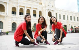 Đoàn đại biểu SSEAYP Việt Nam gây sốt với video Quốc kỳ ôm trọn Việt Nam