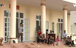 Sơ tán, di dời 2.500 người dân tại Mường Lát