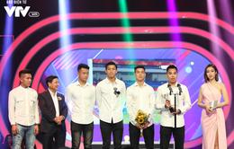 """Đức Huy U23 Việt Nam: """"Chiến thắng tập thể là chiến thắng quan trọng nhất"""""""