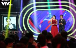 Ngô Kiến Huy bất ngờ nhận giải Dẫn chương trình ấn tượng của  VTV Awards 2018