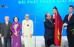 Thủ tướng trao danh hiệu Anh hùng Lực lượng Vũ trang Nhân dân cho Đài Phát thanh Giải phóng