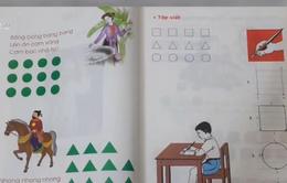 Dạy tiếng Việt bằng hình học biểu thị cho học sinh lớp 1: Chỉ áp dụng ở những tuần đầu đến lớp