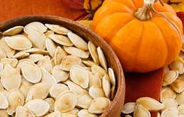Hạt bí ngô - Bài thuốc hữu hiệu trong điều trị giun sán