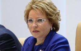 Chủ tịch Thượng viện Nga thăm Triều Tiên