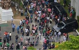 Động đất mạnh 6,3 độ Richter rung chuyển Philippines
